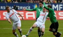 Nhận định Biến động tỷ lệ bóng đá hôm nay 09/03: Hannover vs Augsburg