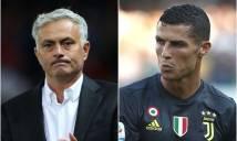 Được Ronaldo ngỏ lời nhưng Juventus vẫn nói không với Mourinho