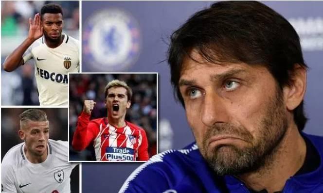 3 mục tiêu của Chelsea có thể lên tới 250 triệu bảng