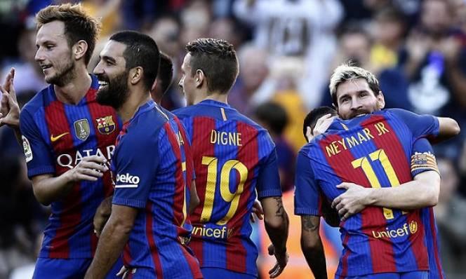 Barca trả lương cao nhất La Liga
