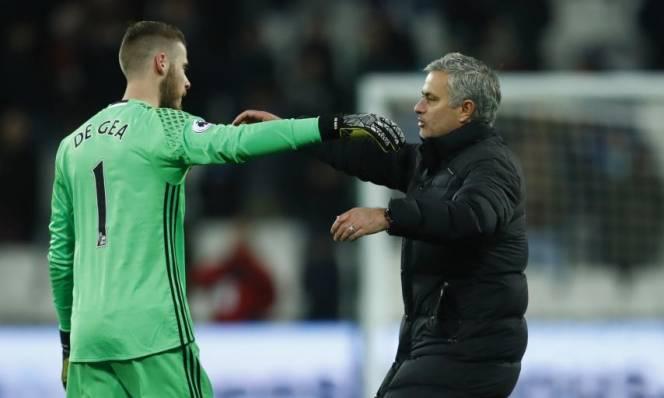 Mourinho thề thốt điều bất ngờ nếu De Gea gia nhập Real Madrid