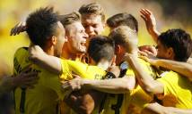 Vòng 32 Bundesliga: Dortmund trở lại Top 3, Leipzig giành vé dự C1