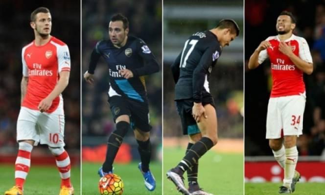 5 lý do khiến Arsenal hay hụt hơi trong tháng 1
