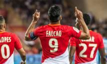 Top ghi bàn 5 giải đấu hàng đầu châu Âu: Falcao cho Messi, Aubameyang, Lukaku, Morata... hít khói