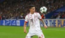 Điểm tin sáng 2/3: Sếp lớn Bayern tiết lộ tương lai James Rodriguez