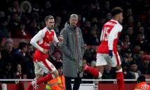 Thua trận, Wenger chê học trò yếu kém