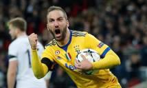 Higuain chỉ ra điểm yếu muôn thuở của các đội bóng Anh