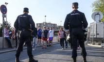 Trận Derby Madrid sẽ được huy động hơn 1000 cảnh sát