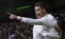Lập poker, Ronaldo phả hơi nóng vào gáy Messi