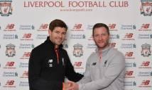 NÓNG: Gerrard chính thức trở lại mái nhà xưa