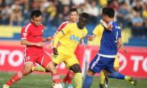 Nhận định SLNA vs FLC Thanh Hóa, 17h00 ngày 25/11 (Vòng 26 V.League 2017)