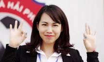 'Mỹ nhân' hiếm hoi trong giới cầm còi ở Việt Nam và mong ước giản dị ngày 8/3