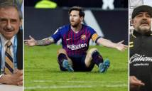 Messi bị tố nổi tiếng nhờ được PR