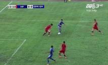 Trọng tài 'cướp trắng' bàn thắng của QNK Quảng Nam