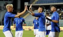 Italia vùi dập San Marino, Hà Lan thắng nhẹ Morocco