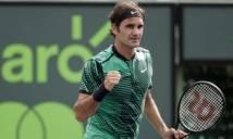 Thi đấu ấn tượng, Federer tiến vào vòng 4 Miami Open 2017