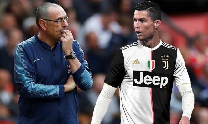 Mới đến Juventus, HLV Sarri yêu cầu toàn đội phục vụ ngôi sao này