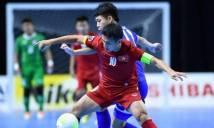 Việt Nam đụng 'thú dữ' ở vòng bảng AFF futsal 2017