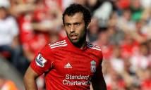 Liverpool bất ngờ muốn 'nối lại tình xưa' với Mascherano