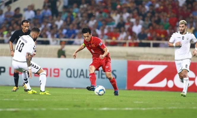 HLV Park Hang-seo 'thở phào' khi cầm hòa Afghanistan, ĐT Việt Nam chính thức giành vé dự VCK Asian Cup 2019