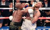 Mayweather hạ knock-out McGregor trong trận quyền anh tỷ đô