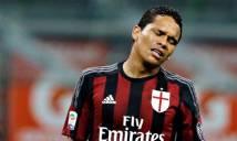 Milan bắt đầu thay máu: Bacca đi đầu