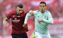 Kết quả Nuernberg vs Bayern Munich: Hùm xám chùn bước