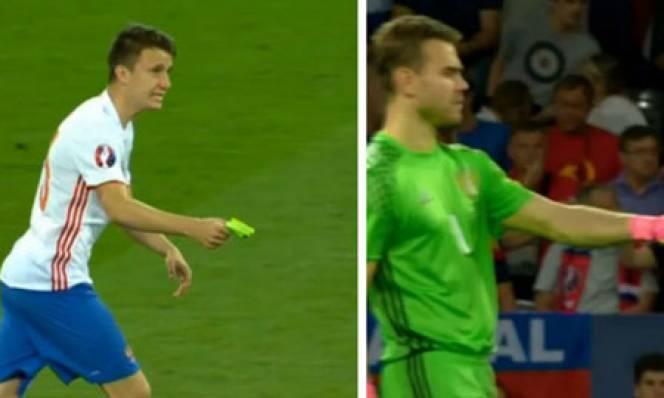 Cầu thủ Nga 'thay nhau' làm đội trưởng