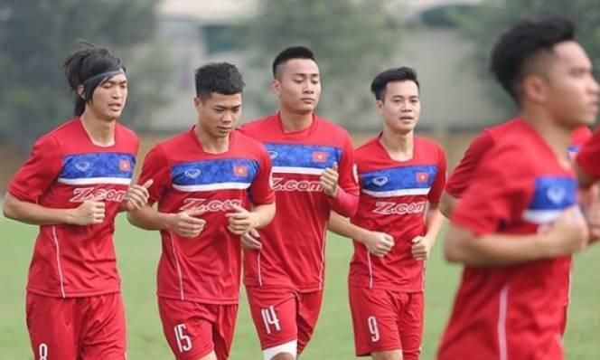 Lịch thi đấu của U22 Việt Nam tại bảng I vòng loại U23 châu Á 2018