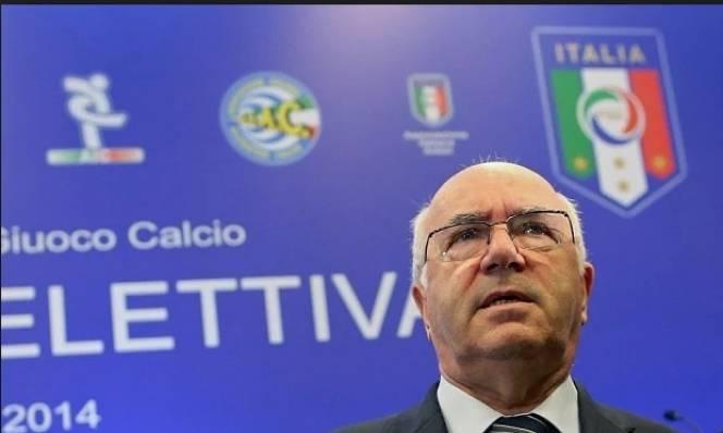Trà chanh chém gió: Thua vì chủ tịch LĐBĐ Ý