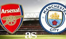 Arsenal vs Man City, 21h00 ngày 23/04: Vớt vát chút danh dự