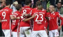 Hạ Hertha Berlin, Bayern nối dài chuỗi toàn thắng