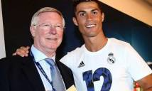 Cảm động vì lí do Ronaldo không ăn mừng ở El Clasico