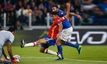 Italia chia điểm nghẹt thở với Tây Ban Nha