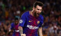 Barca trọng thưởng cho Messi, Arsenal 'phán xử' tương lai Sanchez và Oezil