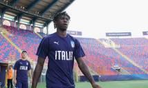Sao trẻ Juventus bị trừng phạt vì bệnh sao ở U21 Italia