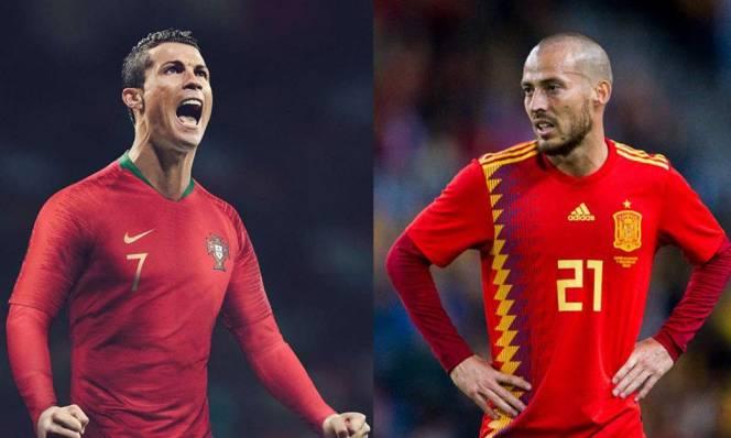 Bồ Đào Nha vs Tây Ban Nha (01h00, 16/6): Chờ Ronaldo phá dớp