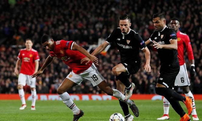 Chấm điểm MU vs Sevilla: Sanchez gây thất vọng đỉnh điểm