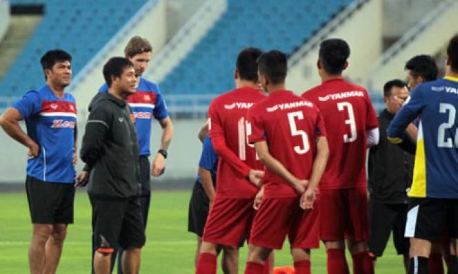 Đội trưởng Công Phượng: 'U22 Việt Nam sẽ đá đôi công với U20 Argentina'