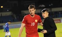 4 điểm nhấn vòng 2 V-League: Máu và trọng tài