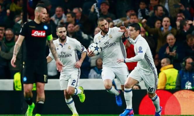 Napoli vs Real Madrid, 02h45 ngày 08/03: Câu trả lời từ bản lĩnh