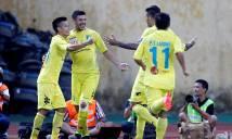 Chưa trị dứt điểm chấn thương, sao Hà Nội FC vẫn