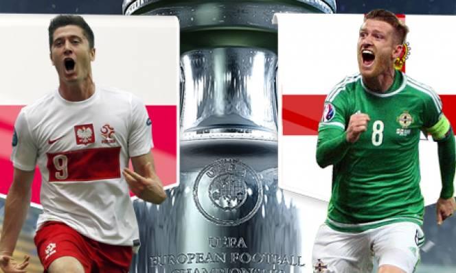 Ba Lan vs Bắc Ireland, 23h00 ngày 12/06: Theo dòng lịch sử
