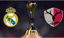 Real Madrid vs Kashima Antlers, 17h30 ngày 18/12: Sức mạnh vượt trội