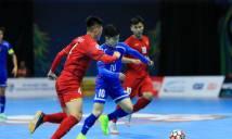 Bốc thăm knock-out VCK Futsal châu Á 2018 Việt Nam rơi vào nhánh tử thần