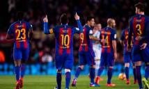 Messi chói sáng, Barca dễ dàng nghiền nát Celta Vigo