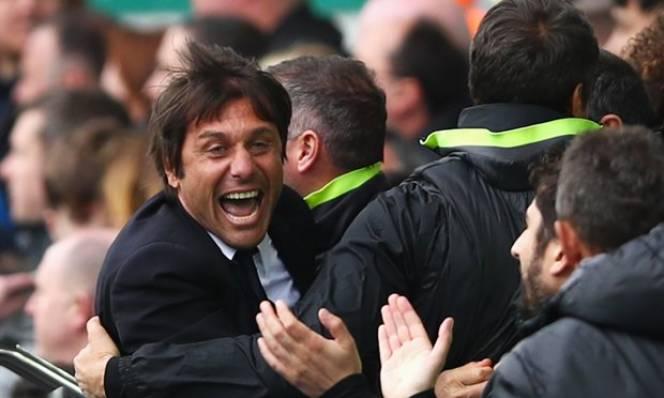 HLV Conte thừa nhận thành công của Chelsea là nhờ may mắn