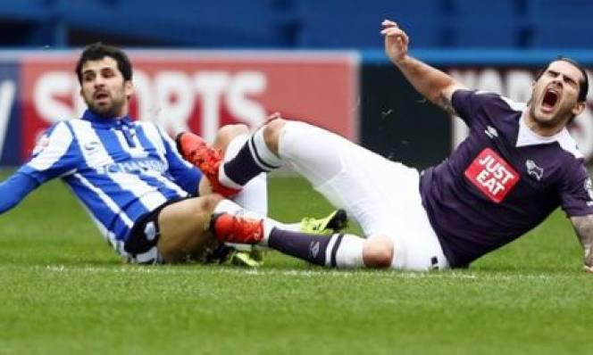 Nhận định Máy tính dự đoán bóng đá 13/02: Ygeteb nhận định Sheffield Wednesday vs Derby County