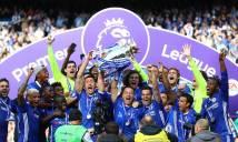 Chùm ảnh: Conte bị 'úp sọt' ngày Chelsea đăng quang
