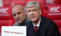 Wenger ra đi, Arsenal gặp khó khi tìm người thay thế
